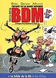 Trésors de la bande dessinée BDM 2015-2016 - Catalogue encyclopédique
