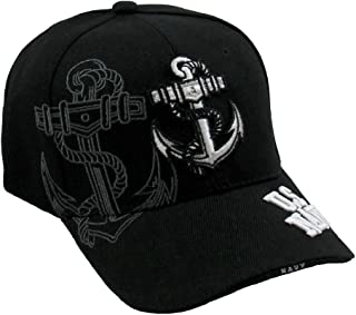 US Navy 3D Embroidered Baseball Cap Hat