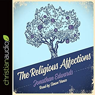 Religious Affections audiobook cover art