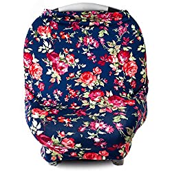 kids n such is a family owned company based in dallas texas it has a wide range of canopy style baby car seat covers for parents to choose from