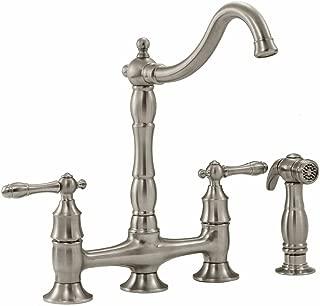 Best bridge kitchen faucets sale Reviews
