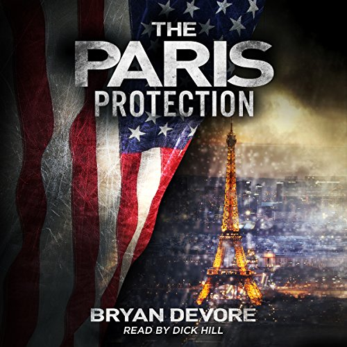 The Paris Protection audiobook cover art