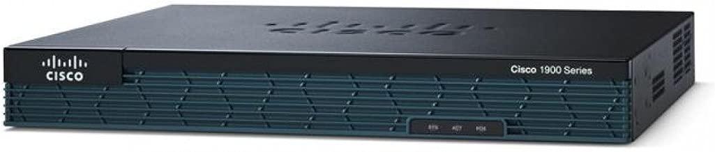 Cisco CISCO1921/K9 C1921 Modular Router (Renewed)