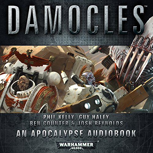 Damocles: Warhammer 40,000 audiobook cover art
