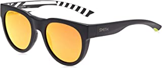 Smith Aviator Sunglasses for Unisex - Yellow Lens