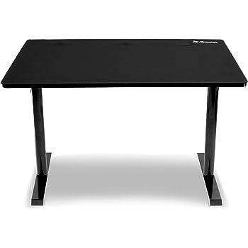 Arozzi Arena Leggero Compact Gaming Desk - Black