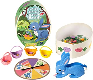 Educational Insights Hoppy Floppy's Happy Hunt   Matching & Fine Motor Skills Preschool Board Game   2-4 Players   For Age...