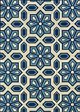 Oriental Weavers Caspian Outdoor Rug 969W 3ft 7in x 5ft 6in