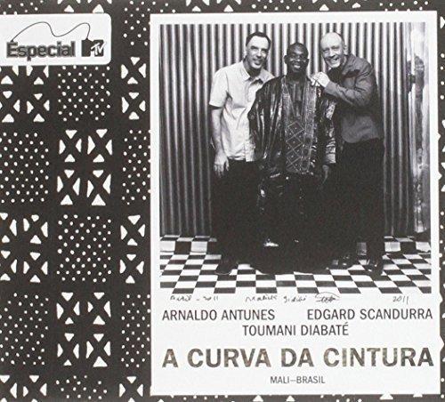 Arnaldo Antunes A Curva Da Cintura - Mali-Bra novo lacr orig