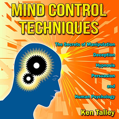 Mind Control Techniques audiobook cover art