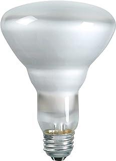 Philips 65W BR-30 Reflector Flood Light Bulb, E26 Medium...