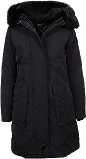 Luxury Fashion Womens WWCPS2814UT0573100 Black Coat | Fall Winter 19