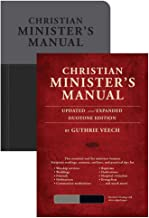 Christian Minister's Manual―Updated and Expanded DuoTone Edition