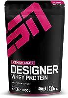 ESN Designer Whey Protein, Strawberry, 1000g Beutel