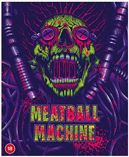 Meatball Machine (Limited Edition) [Blu-ray] [Reino Unido]