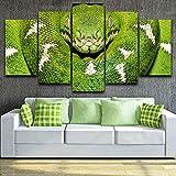 GUUTOP Wohnzimmer HD Dekoration Druck Bilder 5 Teile/stück