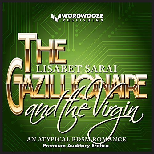 The Gazillionaire and the Virgin cover art