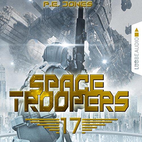 Blutige Ernte (Space Troopers 17) Titelbild