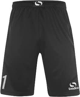 Sondico Mens Goalkeeper Shorts Pants Padding Bottoms