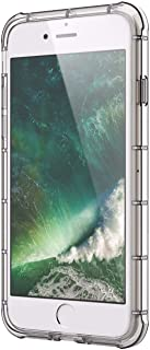 انكر تاف شيل ايرشوك ايفون 7 غطاء حماية - شفاف، A7055101