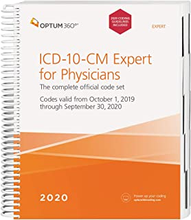 ICD-10-CM 2020 Expert for Physicians: Includes Guidelines