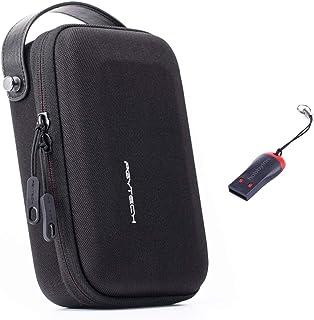 PGYTECH Port/átil Mini Bolsa de Almacenamiento Caja de Funda r/ígida Bolsa Protectora de Viaje para Kit de expansi/ón para dji Osmo Pocket GoPro Hero 4//5//6//7 Accesorios para la c/ámara Xiaomi Yi 4K