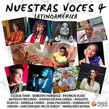 Nuestras Voces Vol. 4 (Latinoamérica)