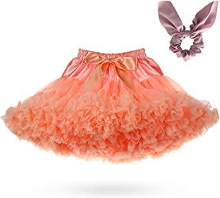 Baby Girls Tutu Skirt Princess Fluffy Soft Tulle Ballet Birthday Party Dance Pettiskirt Tiered