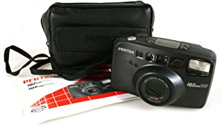 PENTAX IQZOOM 140 IN ORIG. CASE W/ MANUAL