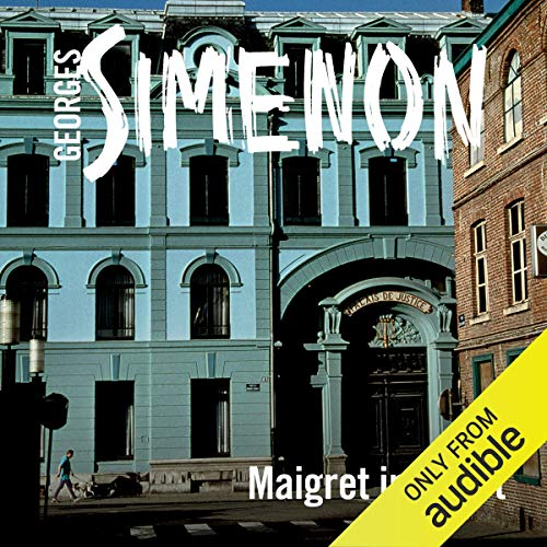 Maigret in Court cover art