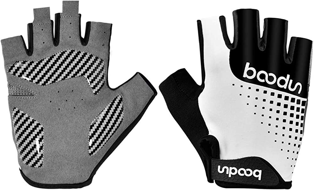 UPANBIKE Cycling SALENEW very popular! Gloves Half Breathable Finger Shock with Bombing free shipping