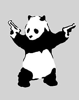 Innerwallz 11x14 Poster Print Banksy Panda