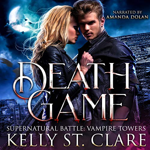 Death Game Audiobook By Kelly St. Clare cover art