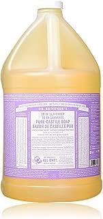 Dr. Bronner's - Pure-Castile Liquid Soap (Lavender, 1 Gallon)