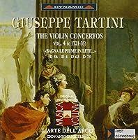 Tartini: Violin Concertos Vol. 5