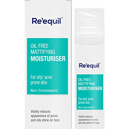 RE' EQUIL Oil Free Mattifying Moisturiser - 50g