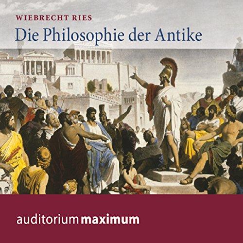 Die Philosophie der Antike Titelbild
