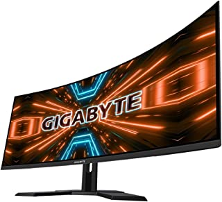 "Gigabyte G34WQC 34"" 144Hz QHD 1ms Ultra-Wide Curved Monitor"
