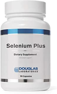 Douglas Laboratories - Selenium Plus - Selenium Supplement with Vitamins E and C - 90 Capsules