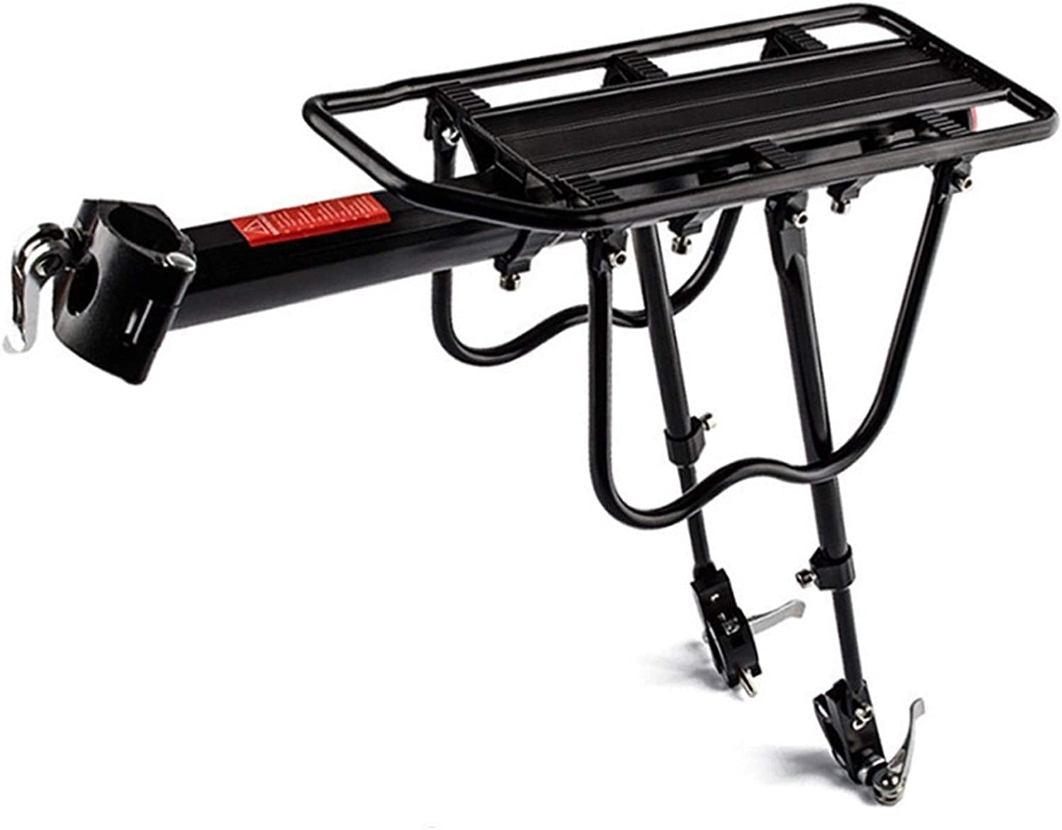 LLF Bicycle Rear Time sale Rack Carrier and with Mudguards Adju Reflector 2021