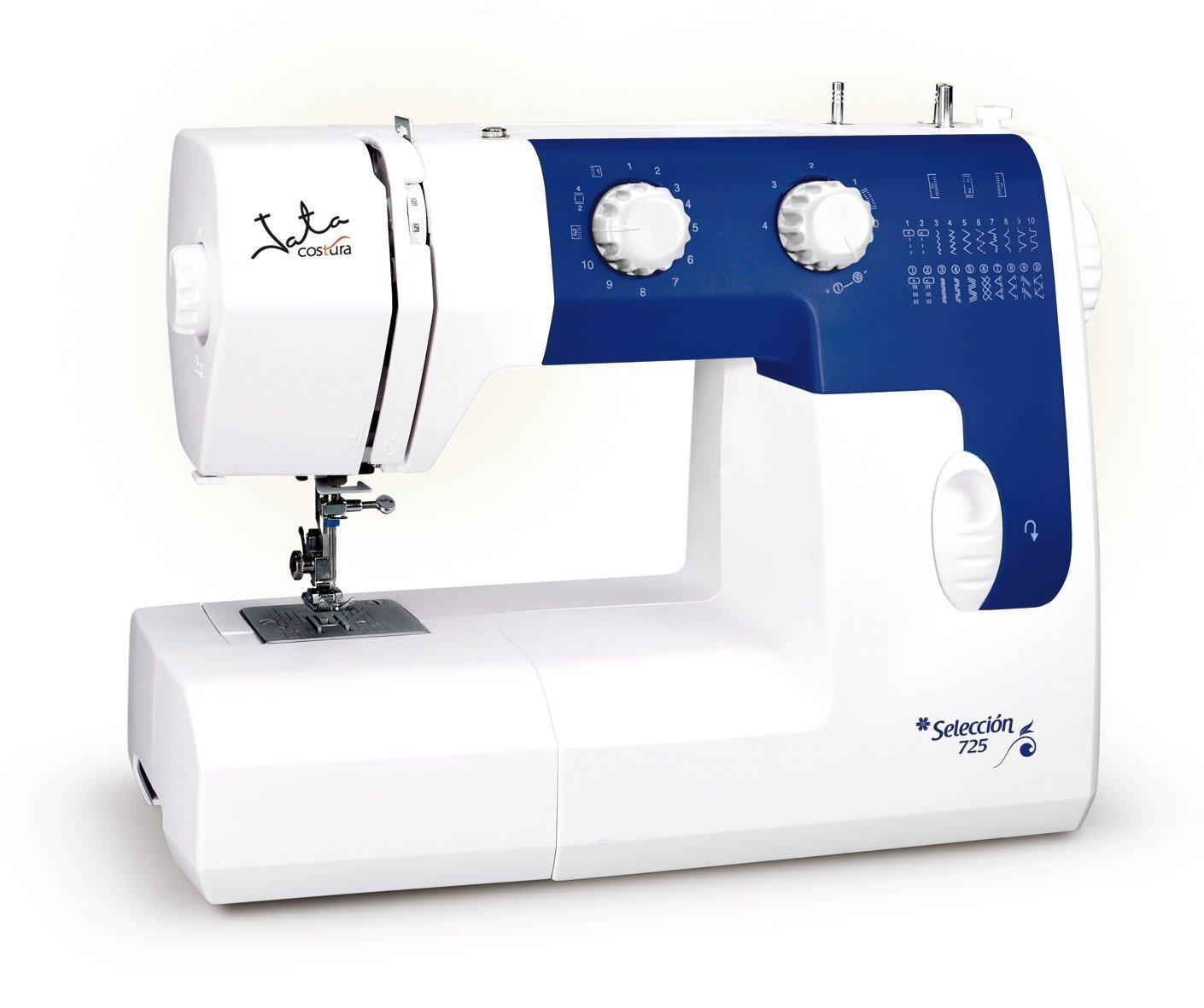 JATA MC725 - Máquina de coser, 20 diseños de puntada: Amazon.es: Hogar