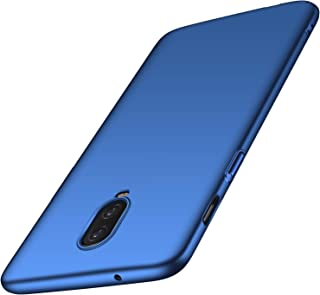 anccer Compatible for OnePlus 6T Case [Colorful Series] [Ultra-Thin Fit] Premium Material Slim Cover for OnePlus 6T 2018 (Smooth Blue)