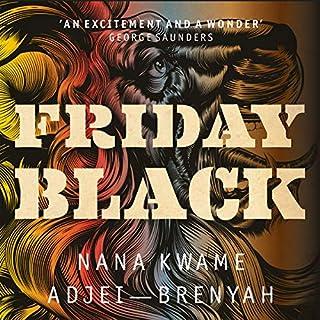 Friday Black cover art