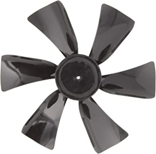 """Ventmate 65491 White 6/"""" Replacement Ventline Fan Blade With 0.094/"""" Round Bore"""