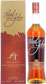 Paul John PX Select Cask Indian Single Malt Whisky 48,00% 0,70 Liter