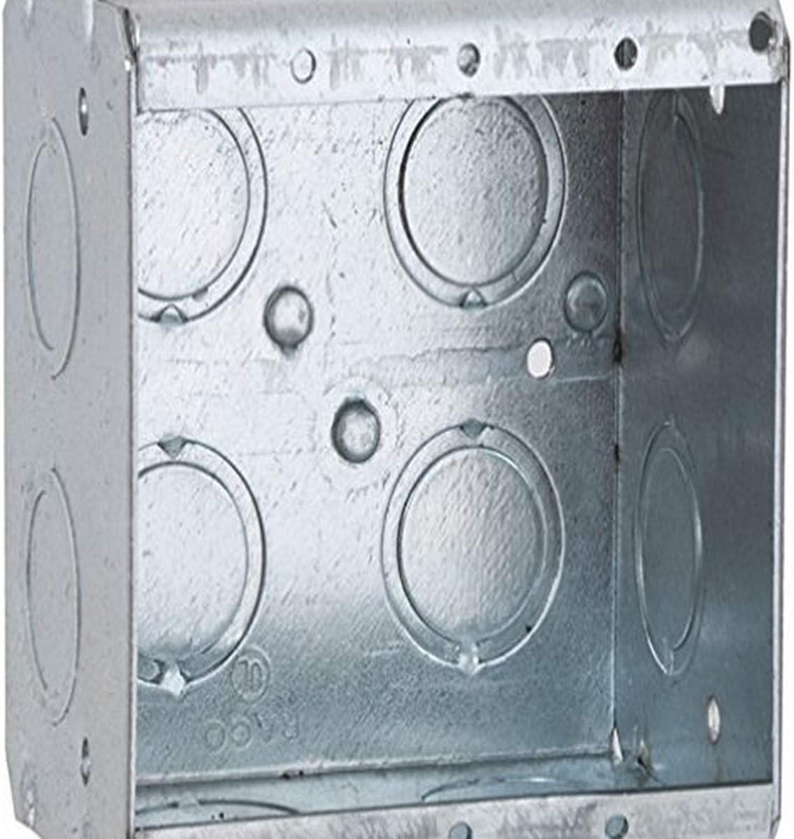 RACO 690 1 GANG MASONRY ELECTRICAL BOX NEW FREE SHIPPING 1350639