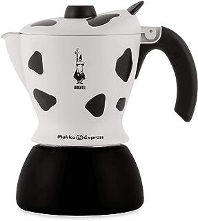 Bialetti Moka Mukka Express coffee maker, Small, Aluminum