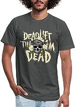 Iron Mind Deadlift 'Till I'm Dead Men's Jersey T-Shirt