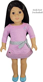 American Girl - Lilac Dress for Dolls for Dolls - Truly Me 2015