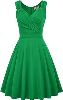Suchergebnis auf für: Grün Kleider Damen